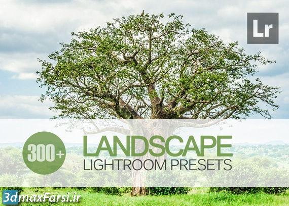 دانلود پکیج پریست لایت روم لند اسکیپ landscape