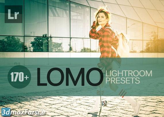 دانلود پکیج پریست لایت روم لومو Lomo