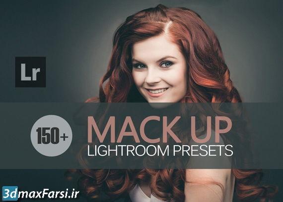 دانلود پکیج پریست لایت روم میک آپ آرایش گریم Mack Up