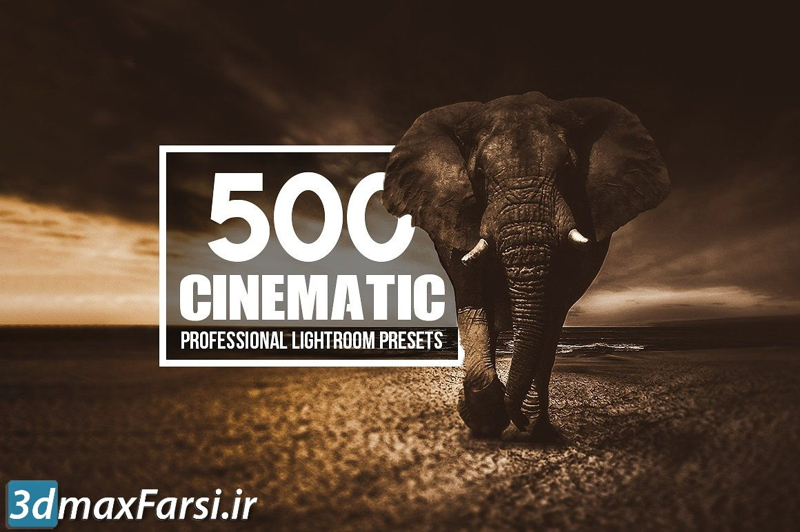 پریست لایت روم چیست Professional Lightroom Presets Bundle